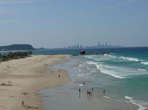Gold Coast looking North_Currumbin Beach_phb